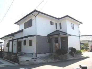 栗橋町 O様邸 外壁塗装リフォーム事例