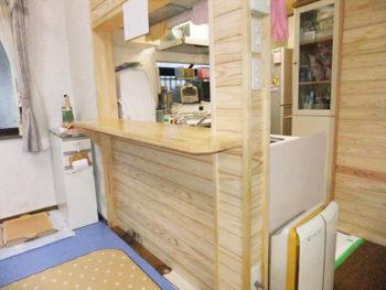 龍ヶ崎市 Y様邸 キッチン・ダイニングリフォーム事例